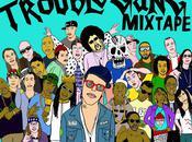 Trouble Andrew Gang Mixtape avec Diplo, Santigold, Amanda Blank, etc.
