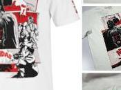 T-Shirt veste Adidas Star War, force soit