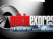 """sixième étape rien molle pour """"Pékin Express""""..."""