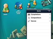 L'application Scrabble sortie, aperçu vidéo