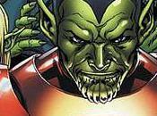 Rumeur: skrulls dans film Avengers