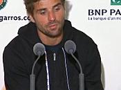 Roland Garros 2010 vidéo interviews jour (24/05/2010)