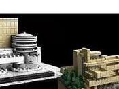 Lego Architecture superbe idée pour changement cible?