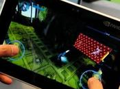 tablette tactile Tegra NVIDIA...
