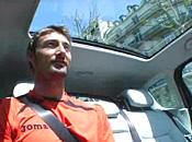 Vidéo Juan Carlos Ferrero route pour Roland (25/05/2010)