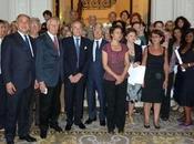 Consegna diplomi della Dante Alighieri: premiati allievi... molto internazionali!