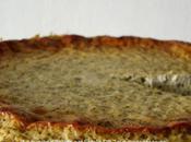Cheesecake salé brocolis ricotta