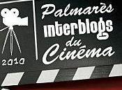 Palmarès Interblogs sorties cinéma 2010