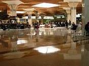 Maroc était aussi ripoliné l'aéroport d'Al Massira