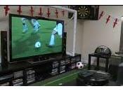 salle ultime pour no-lifes fans foot... [vidéo]