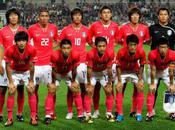 liste Sud-Coréens pour Coupe Monde 2010