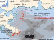 Marée noire Louisiane ressources