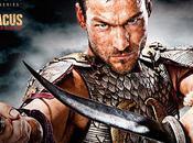 """""""Spartacus blood sand"""" débarque télé."""