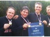Escrime Vétérans Grenoble Parmentier champions France