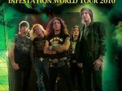 Ratt annule tournée Européenne donc participation Hellfest