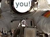Nasa envoyez votre photo dans l'espace prochaine navette