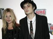 Kate Moss C'est très tendu avec Pete Doherty