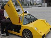 Construire propre Lamborghini