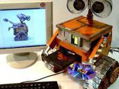 Wall-E ordinateur jours travail