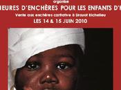 MilK Miniséri Vente enchères caritative Drouot!