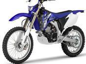 motos enduro Yamaha 2011