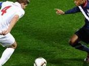 Groupe match partout entre l'Angleterre Etats-Unis