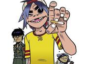 "Gorillaz melancholy hill"" (video)"