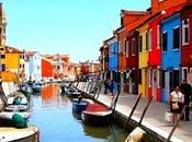 Venise citée colorée