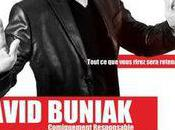 David Buniak Comiquement Responsable Showcase Petit Palais Glaces mise scene Matthias Fondeneige