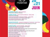 Bastia Fête Musique programme demain lundi