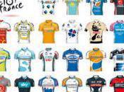 Composition équipes pour Tour France