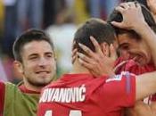 Groupe défaite l'Allemagne contre Serbie