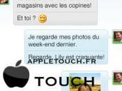 Windows Live Messenger iPhone l'appstore