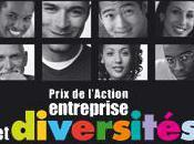 Prix l'action entreprise diversités 2010 ouvert