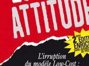 Parution nouvelle édition livre LowCost Attitude L'irruption modèle low-cost, pavé dans mare publicité télé.