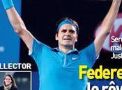 Wimbledon, Federer rien Falla cieux