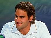 Wimbledon 2010 Vidéo Interview Roger Federer (21/06/2010)