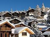 Suisse pour vacances montagne