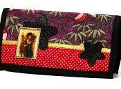 Collection Icône *Melle Li*Extérieur Tissu japonais, co...