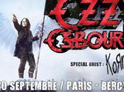Gagner places votre rencontre avec Ozzy Osbourne Korn