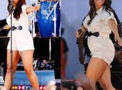 Vidéos: Alicia Keys offre performance toute rondeurs