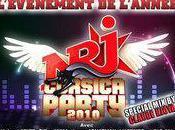 Corsica Party 2010 s'installe place Nicolas Bastia soir 20h30
