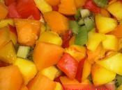 Salade fruits frais