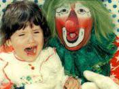 Pabozo clown terrorise enfants sages