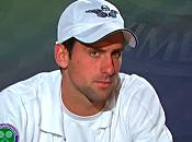 Wimbledon 2010 Vidéo Interview Novak Djokovic (30/06/2010)