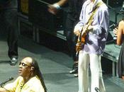 Prince scène avec Stevie Wonder Paris Bercy