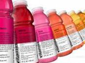Vitaminwater, l'eau couleurs