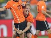 Quarts finale victoire Pays-Bas buts contre Brésil, Oranjes qualifiés pour demi-finales