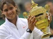 Rafael Nadal remporte Wimbledon