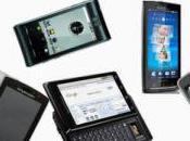 smartphones Android l'été Lequel choisissez vous